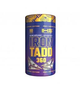 IRON TADD 360 90caps